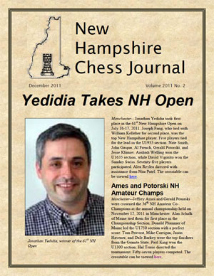 NH Chess Journal 2011, vol. 2