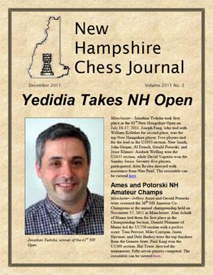 NH Chess Journal 2011, vol. 2