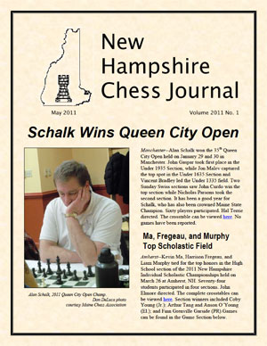NH Chess Journal 2011