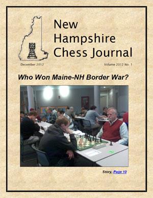 NH Chess Journal 2012