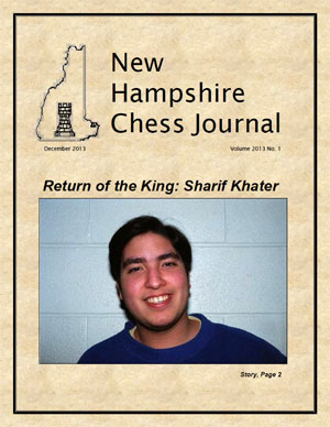 NH Chess Journal 2013