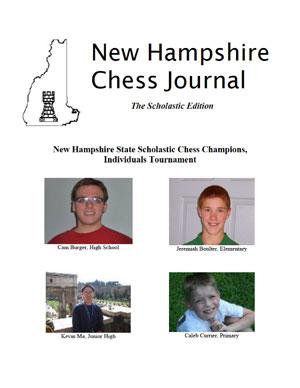 NHCJ Scholastic Edition 2009